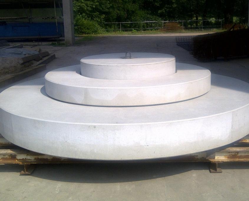 Konstruktive Stahlbetonfertigteile